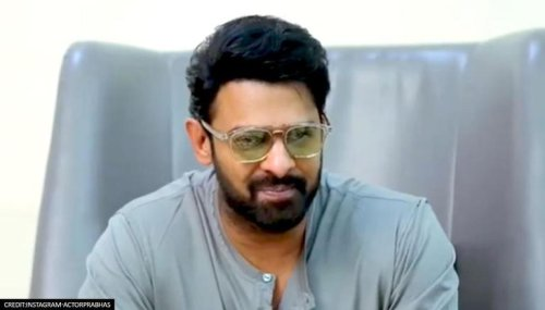 Prabhas is all booked with four movies lined up for the upcoming years