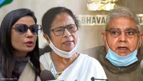 TMC MP tells WB Governor 'don't come back' from Delhi visit; calls it unconstitutional