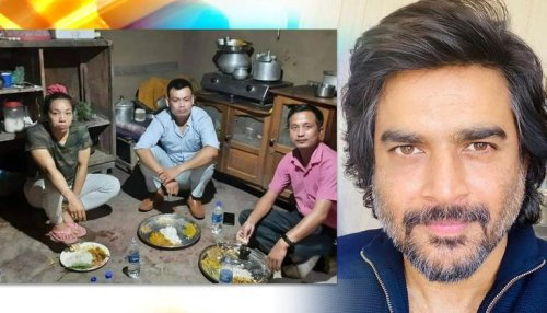 Madhavan finds himself at 'loss of words' after seeing Mirabai Chanu's Manipur home
