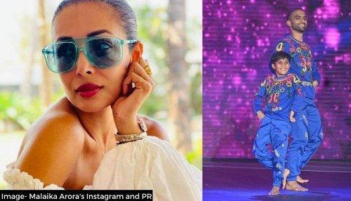'Super Dancer 4': Malaika appreciates Pruthviraj & Subhrail, says 'never seen this fusion'