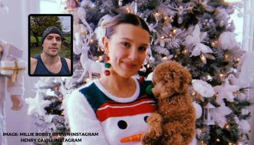 Enola Holmes 2: Millie Bobby Brown shares BTS pic, Henry Cavill says 'More Millie Madness'