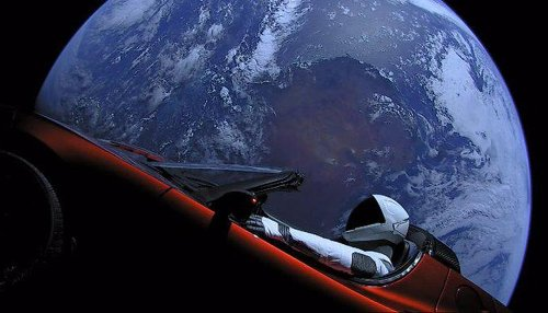 Elon Musk's Tesla Roadster made its first Mars flyby since leaving Earth in 2018