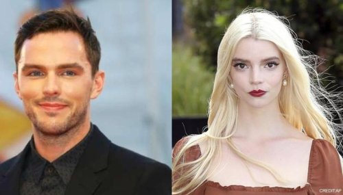 Nicholas Hoult set to join Anya Taylor Joy in upcoming film titled, 'The Menu'