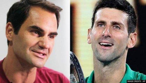 Roger Federer says Calendar Grand Slam is still 'possible' for Novak Djokovic