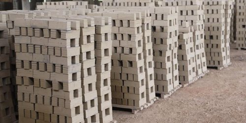 Build favourable economy to boost local production of building materials