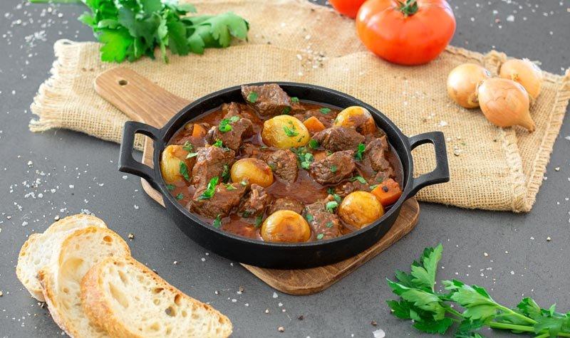 Fleisch, Beef, Carne - cover