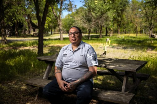 To counter domestic violence, some Native Americans embrace tradition