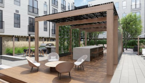 Amenities revealed for luxury Halley Rise apartment complex in Reston