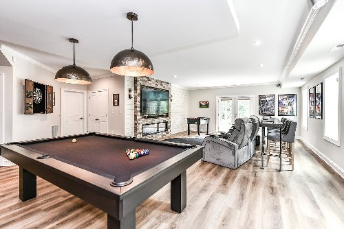 Reno of the Month: 5 planning tips for your basement remodel