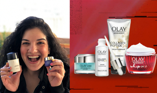 Here's Why RetailMeNot's Editor-in-Chief Swears by Olay and Its Products