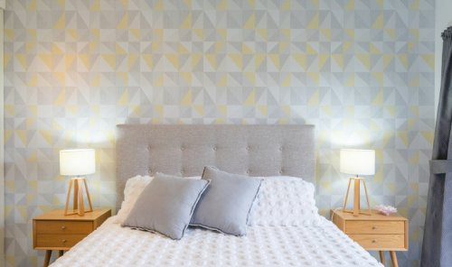 12 Cheap Peel-and-Stick Wallpapers That's Don't Look Cheap