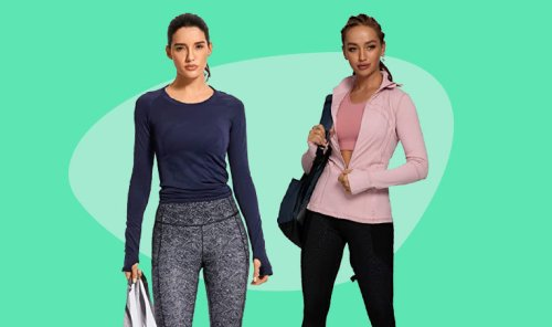 The 10 Best Lululemon Dupes on Amazon: From Leggings to Tank Tops