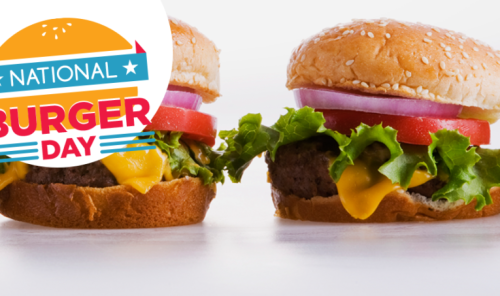 National Burger Day Deals & Freebies for 2021 at Chili's, Burger King & More