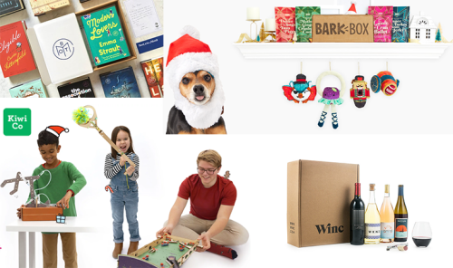The Best 20 Subscription Boxes for Kids, Adults and Pets