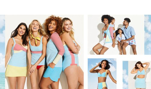 The 12 Best Swimsuits From Lands' End for All Body Types