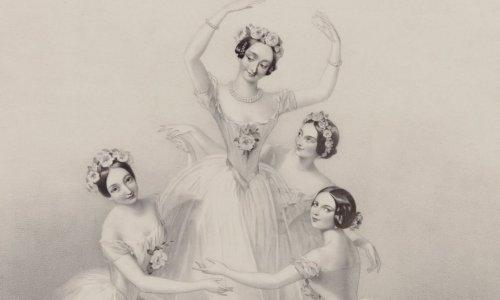 Être danseuse en Europe au XIXe siècle