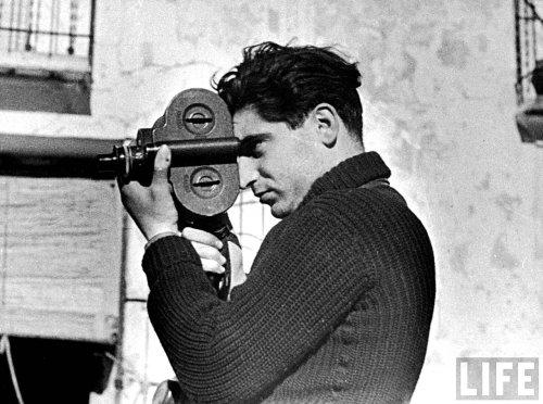 Les photos de Robert Capa pendant la guerre d'Espagne