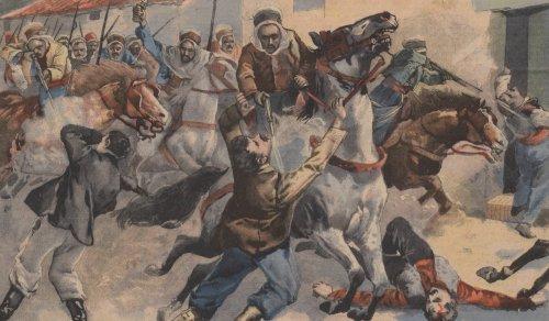 Séries Noires à la Une : Algérie coloniale, 1901, la révolte de Margueritte