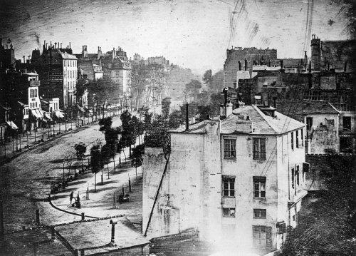 1839 : l'incroyable découverte de la photographie
