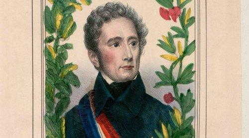 Le grand discours de Lamartine contre la peine de mort