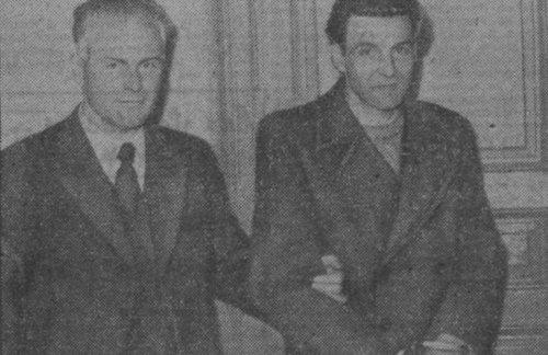 Le procès du docteur Petiot, faux résistant et vrai tueur