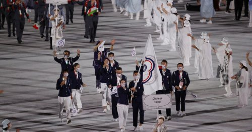 Chinese embassy in UK 'firmly opposes' BBC's reporting on 'Chinese Taipei' Olympic team -statement