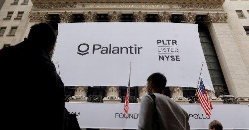 Palantir posts 49% rise in quarterly revenue