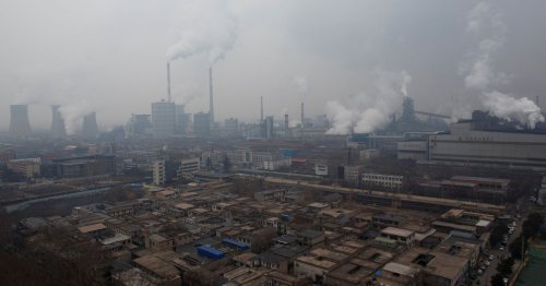 """Explainer: What is China's """"campaign-style"""" carbon reduction"""
