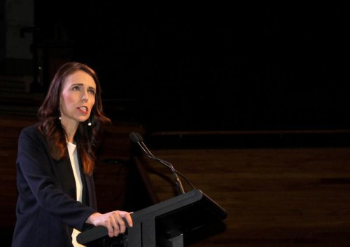 New Zealand's Ardern says lockdowns can end with high vaccine uptake