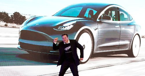 Tesla will give up pole position in China
