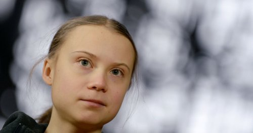 Greta Thunberg aims to change how food is produced