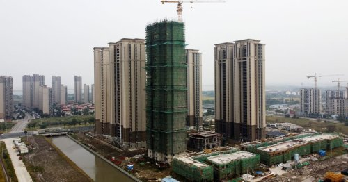 Factbox: China's indebted property market and the Evergrande crisis