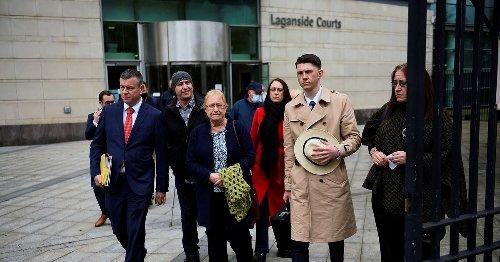 Ireland urges Britain against prosecution ban for N.Ireland army veterans