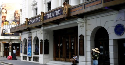 London theatres face 'disastrous delay' for full re-opening