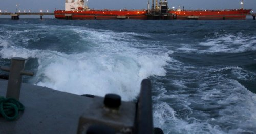 Iran stores more oil on tankers as it counts days to enter markets
