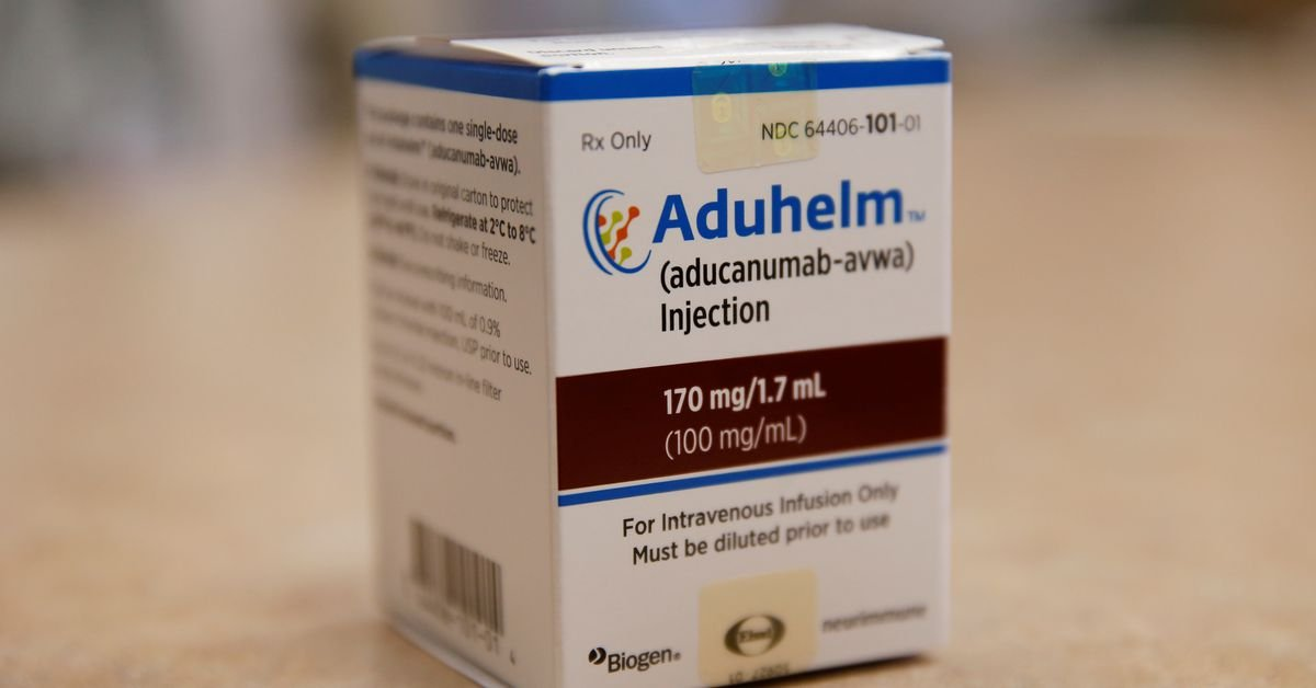 Biogen Alzheimer's drug hits roadblocks with some hospitals, insurers