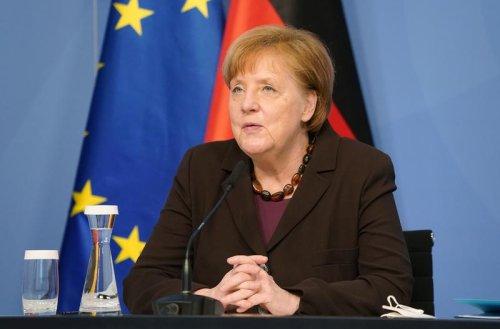 Merkel says COVID variants risk third virus wave, must proceed carefully