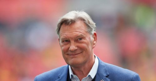 Hoddle expects open and feisty clash between England and Scotland