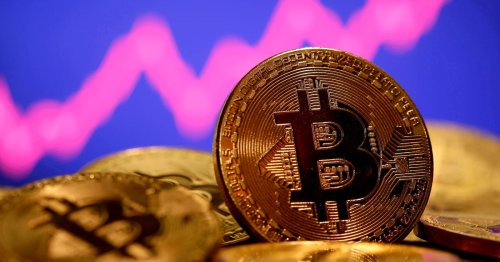 Bitcoin drops after report Binance under U.S. probe, Tesla move