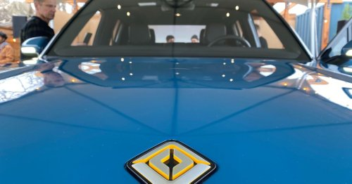 Amazon-backed Rivian in talks with ministers over UK factory -Sky News