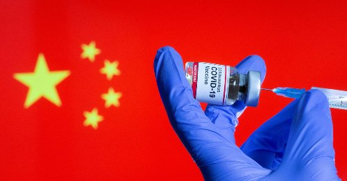 China backs talks on intellectual property waiver for COVID vaccines