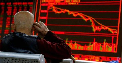 Asian stocks drop as Fed shift reverberates; Treasury yields slide