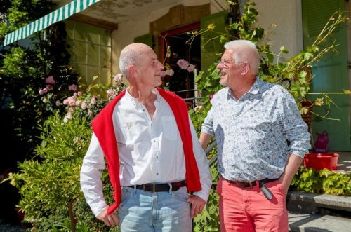 Swiss gays hope for marriage equality ahead of parliamentary vote