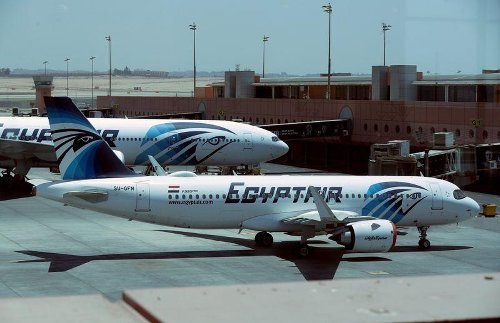 EgyptAir to seek up to $447 million in state support, says CEO