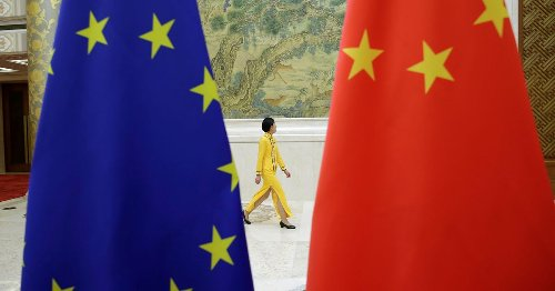 China says it will communicate with EU to ensure investment deal comes into force