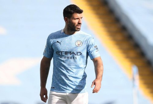 Soccer-Man City may not sign striker despite Aguero exit, says Guardiola