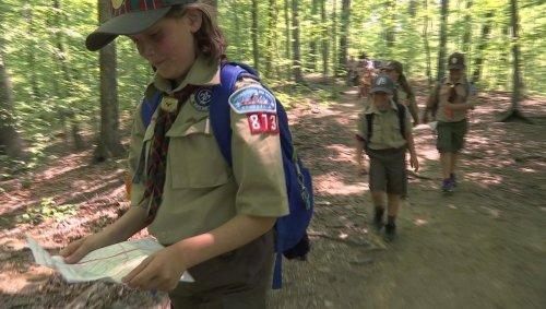 Legal Lookahead: Scouts clash in trademark feud   Reuters Video