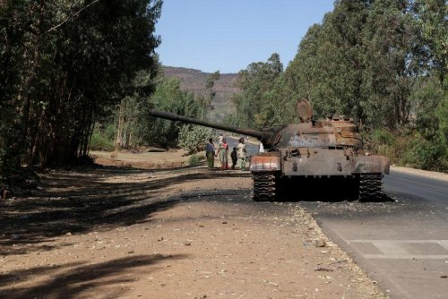 Ethiopia: Ethiopia says Eritrean troops have started withdrawing from Tigray » Wars in the World