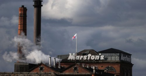 UK pubs group Marston's says tax cut should stay to aid recovery