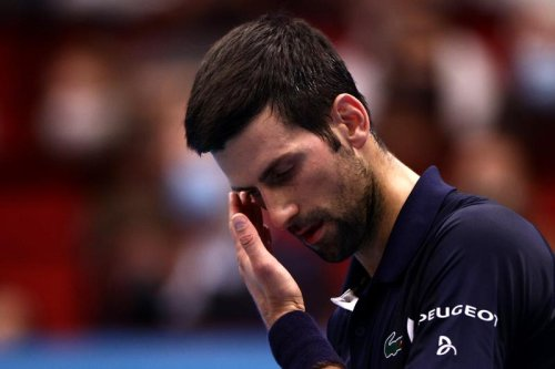 Top two seeds Djokovic, Thiem ousted in Vienna Open quarters